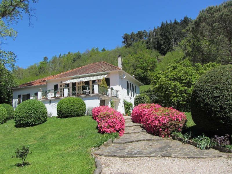 Deluxe sale house / villa Mazamet 345000€ - Picture 1