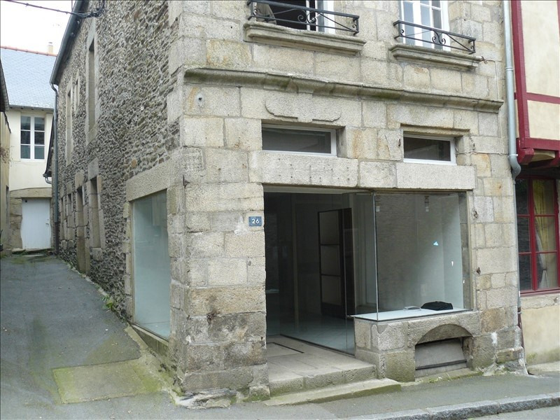 Rental house / villa Josselin 500€ CC - Picture 2