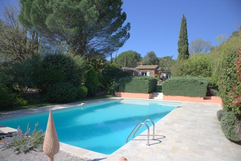 Престижная продажа дом Roquebrune sur argens 880000€ - Фото 5