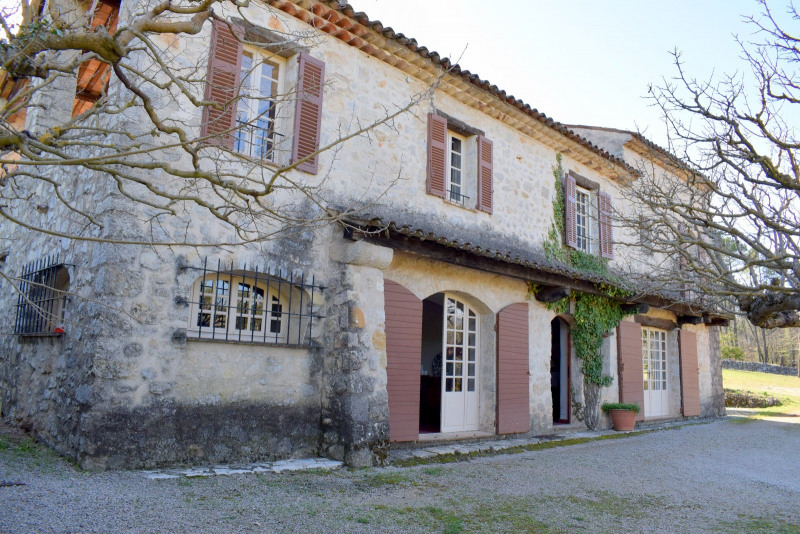 Deluxe sale house / villa Fayence 1 260 000€ - Picture 3