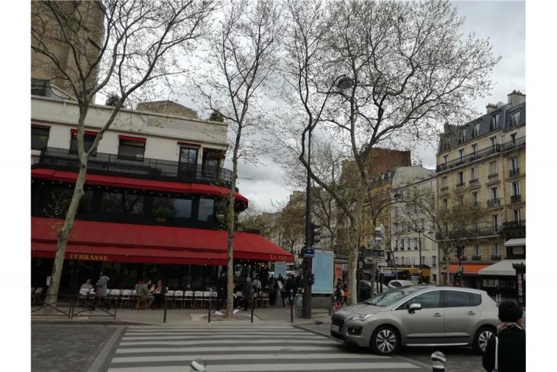 Sale office Paris 7ème 101700€ - Picture 3
