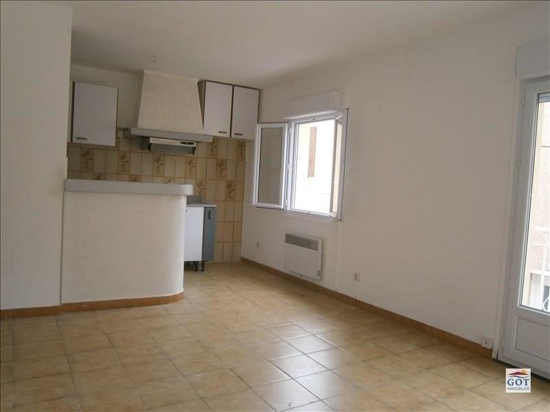 Verhuren  appartement St laurent de la salanque 520€ CC - Foto 1