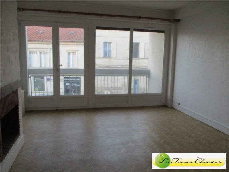 Rental apartment Angoulême 550€ CC - Picture 1