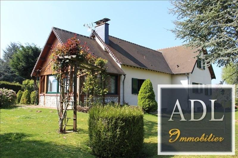 Sale house / villa Villaines sous bois 676000€ - Picture 11