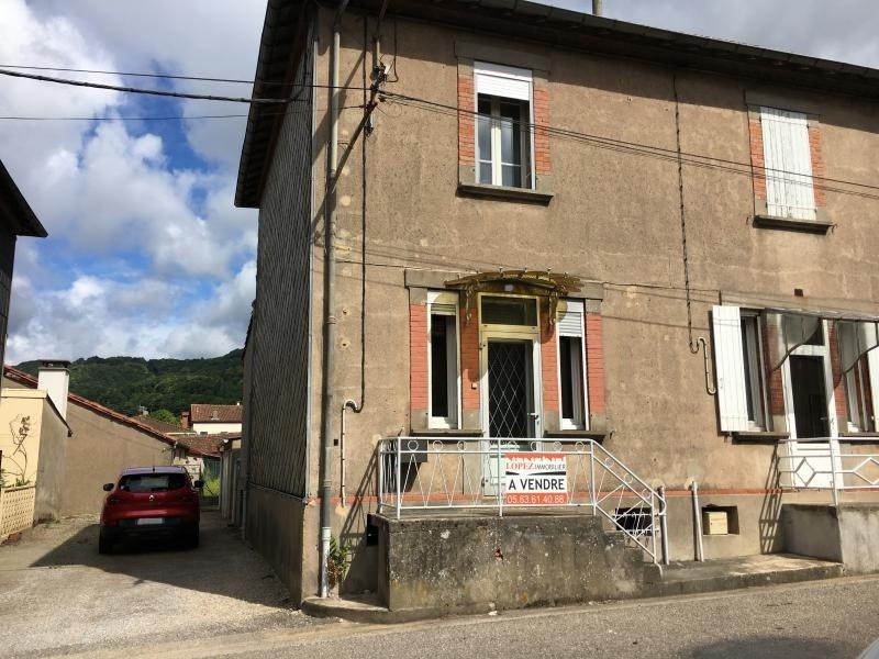 Vente maison / villa Labastide rouairoux 60000€ - Photo 1