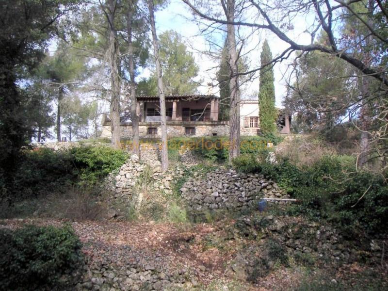 Vendita nell' vitalizio di vita casa Rougiers 295000€ - Fotografia 4