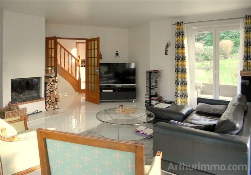 Sale house / villa Chatillon le duc 419000€ - Picture 3