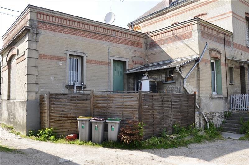 Vente maison / villa Soissons 90000€ - Photo 2
