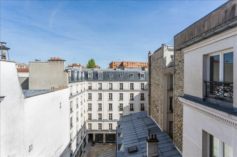 Vente appartement Paris 10ème 101650€ - Photo 8