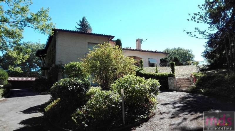 Vente de prestige maison / villa Montastruc-la-conseillere secteur 578000€ - Photo 1