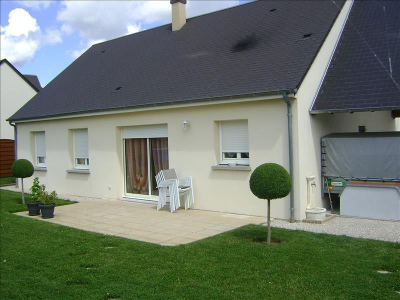 Sale house / villa Auzouer-en-touraine 176000€ - Picture 1
