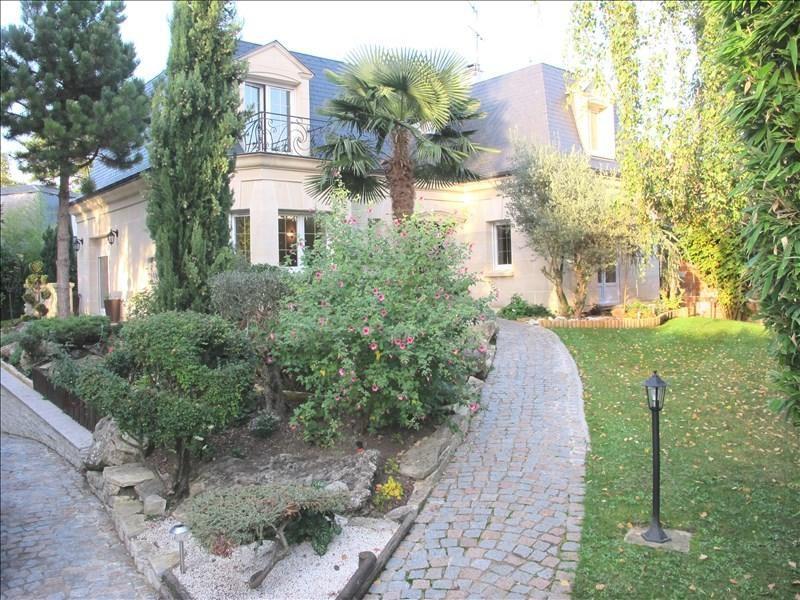 Vente de prestige maison / villa Le raincy 1135000€ - Photo 1