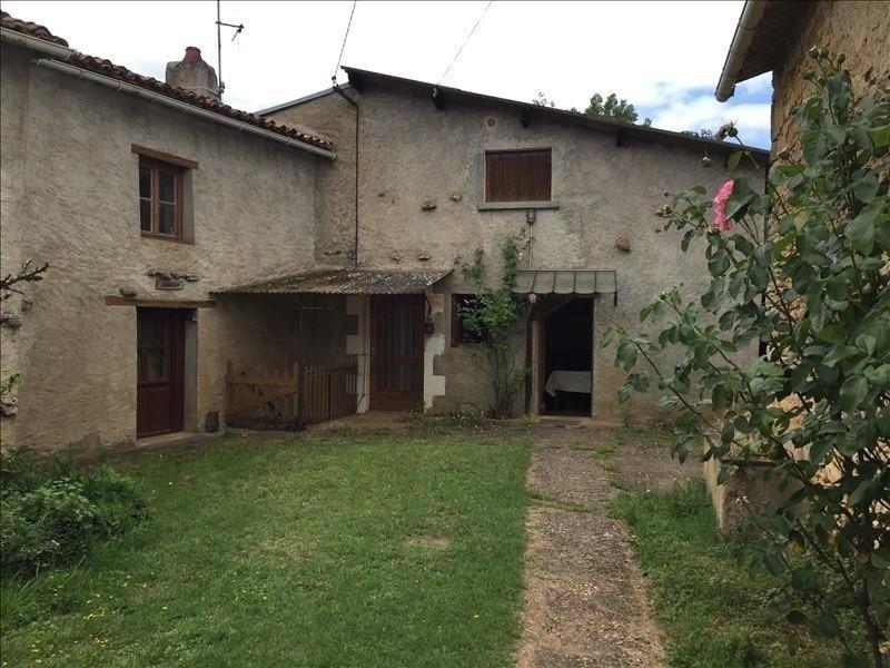 Vente maison / villa Aslonnes 97000€ - Photo 1