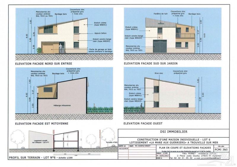Sale house / villa Trouville sur mer 299500€ - Picture 9