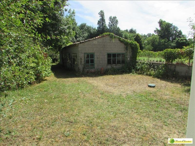 Sale house / villa Aigre 55000€ - Picture 6