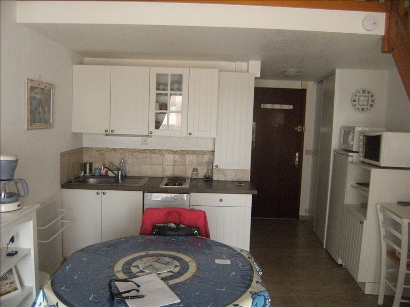 Vente appartement Les sables d olonne 131250€ - Photo 1