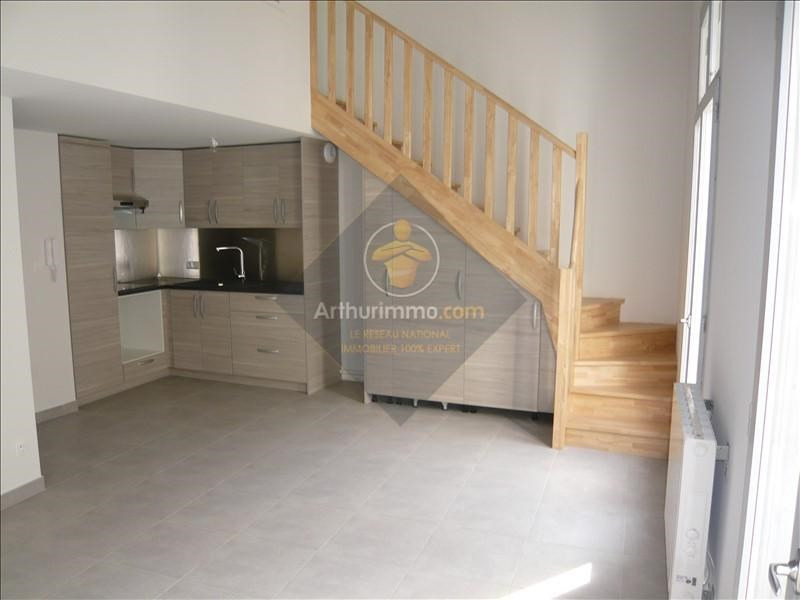 Location appartement Sete 570€ CC - Photo 1