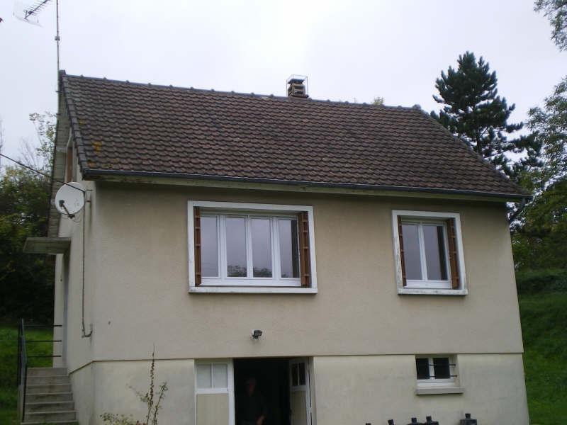 Location maison / villa Neufchelles 655€ +CH - Photo 1