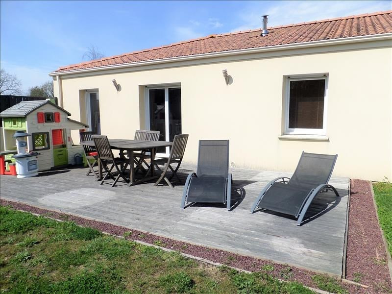 Sale house / villa La plaine sur mer 268 565€ - Picture 1