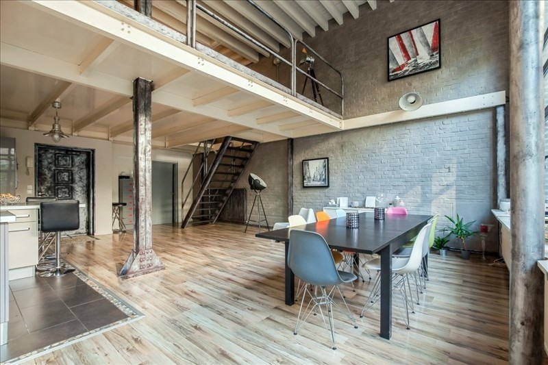 Sale loft/workshop/open plan St quentin 341 000€ - Picture 1