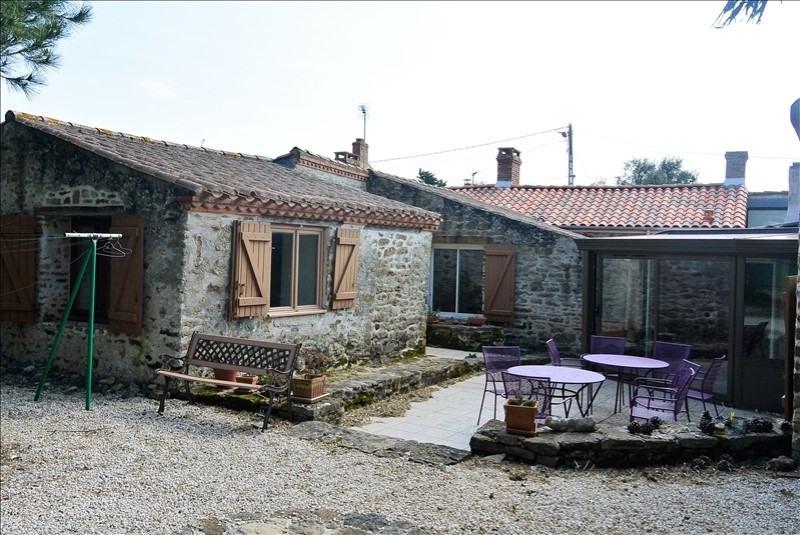 Sale house / villa Jard sur mer 364000€ - Picture 9