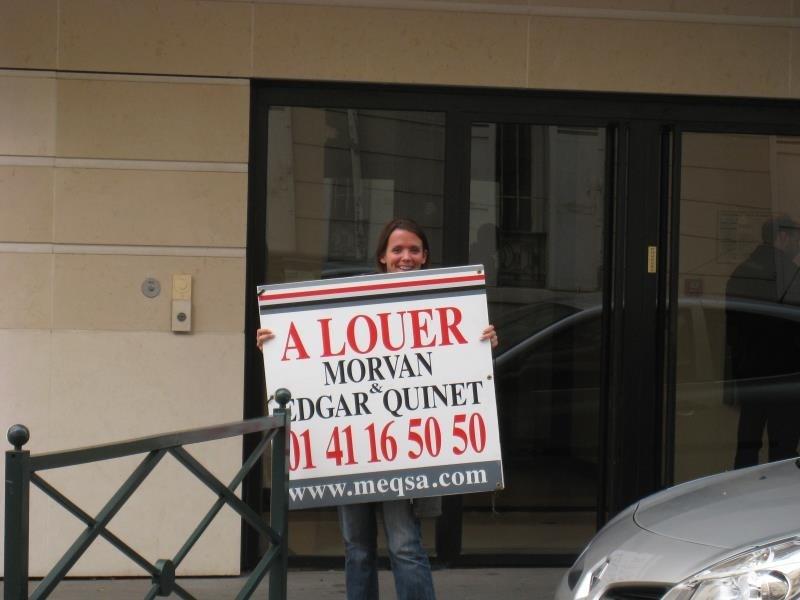Rental apartment Asnieres sur seine 1176€ CC - Picture 2