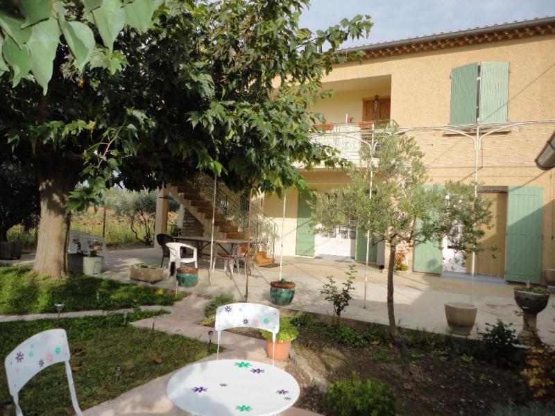 Vente maison / villa Althen des paluds 415000€ - Photo 10