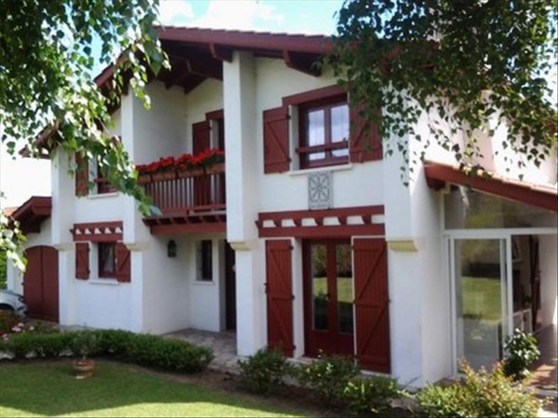 Vente de prestige maison / villa St jean de luz 657000€ - Photo 1