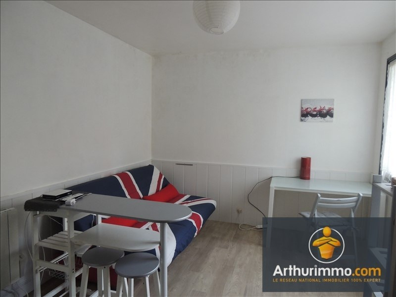 Rental apartment St brieuc 250€ CC - Picture 1