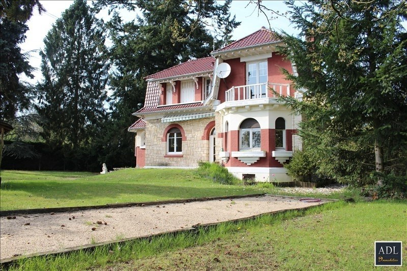 Vente de prestige maison / villa Lamorlaye 616550€ - Photo 1