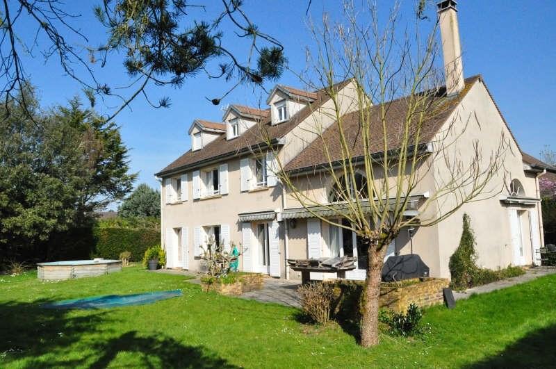 Vente maison / villa Feucherolles 890000€ - Photo 2