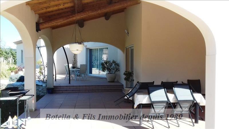 Vente maison / villa Bagnols sur ceze 525000€ - Photo 10