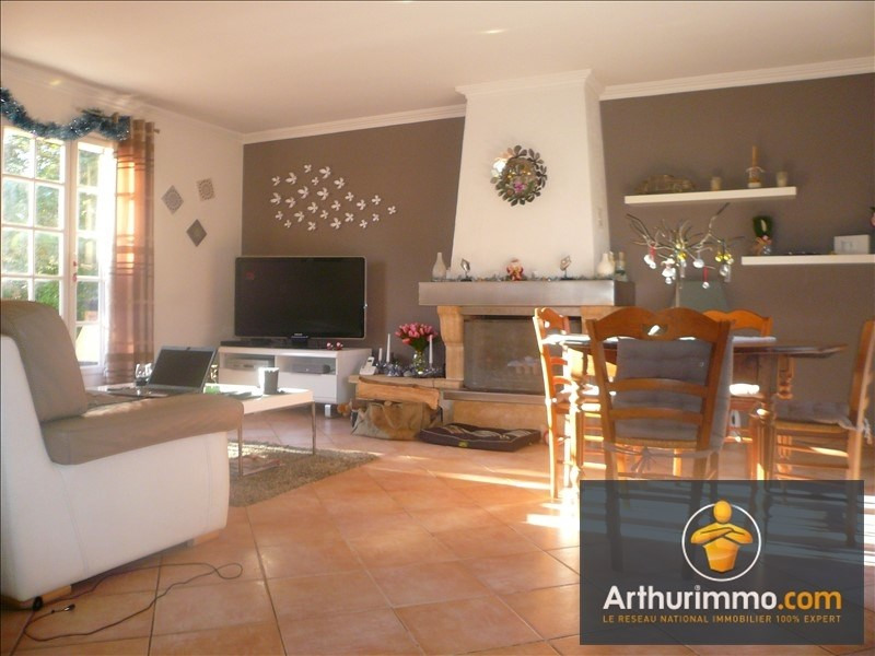 Vente maison / villa Gagny 355000€ - Photo 4
