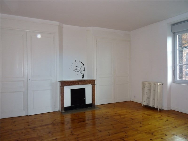 Rental apartment Roanne 580€ CC - Picture 1