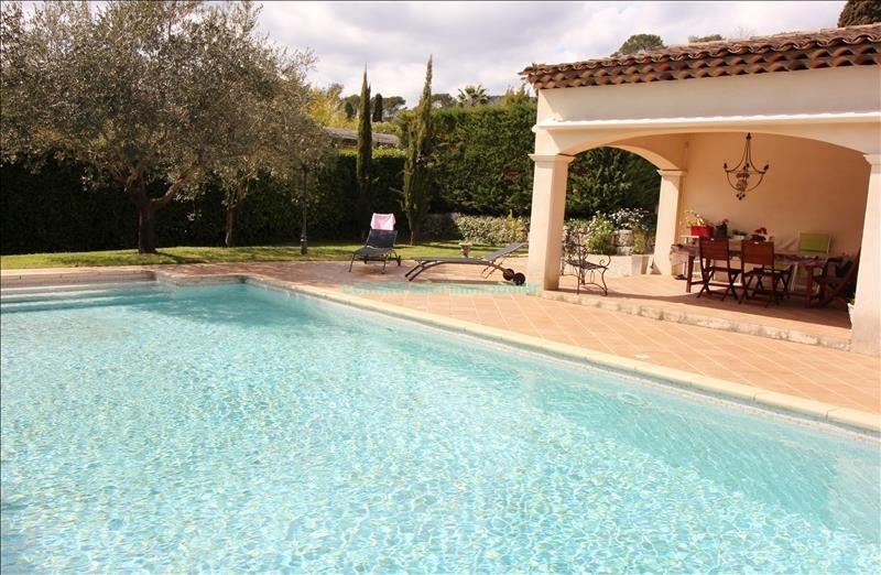 Vente de prestige maison / villa Peymeinade 697000€ - Photo 8