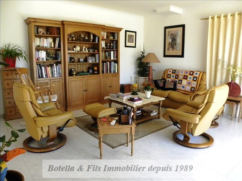 Vente maison / villa Goudargues 456000€ - Photo 7