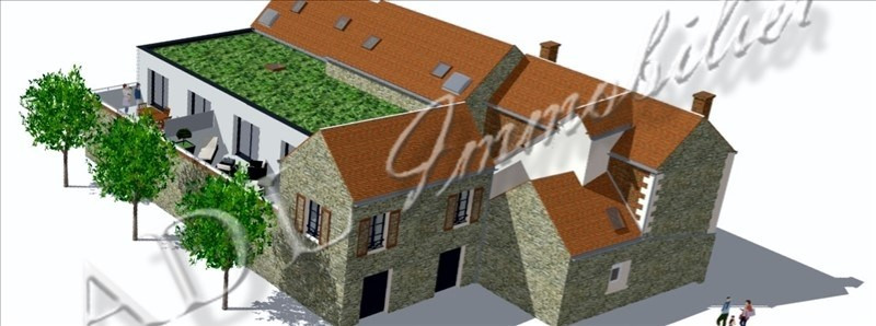 Sale apartment Coye la foret 198000€ - Picture 3