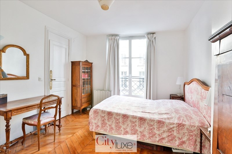 Deluxe sale apartment Paris 9ème 1 295 000€ - Picture 4