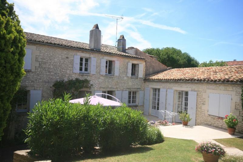 Vente maison / villa Meschers sur gironde 493500€ - Photo 1