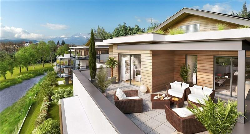 Venta  apartamento Annecy le vieux 387000€ - Fotografía 1