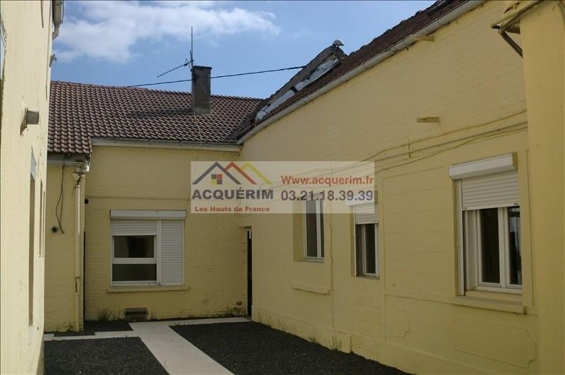 Sale building Courrieres 209000€ - Picture 2