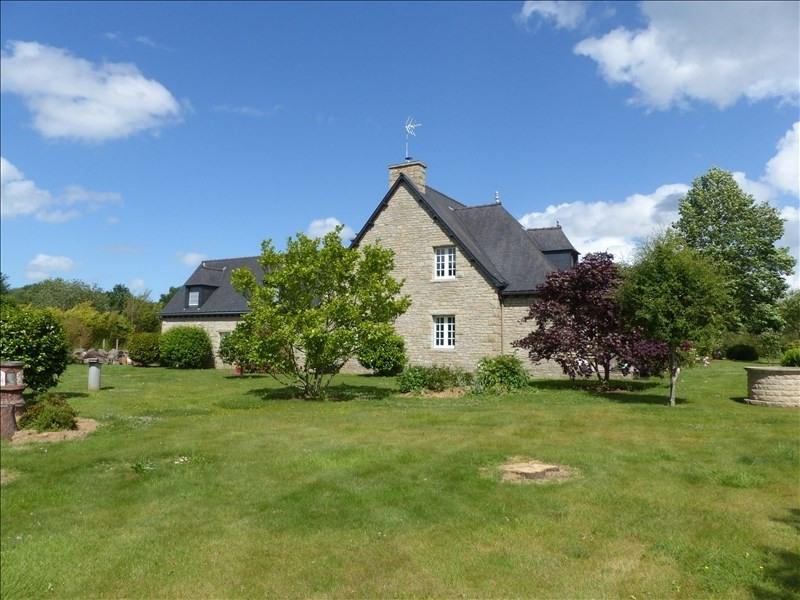 Deluxe sale house / villa Pleslin trigavou 592800€ - Picture 2
