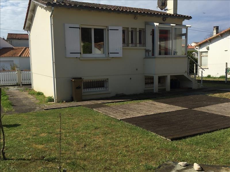 Vente maison / villa Jard sur mer 218400€ - Photo 5
