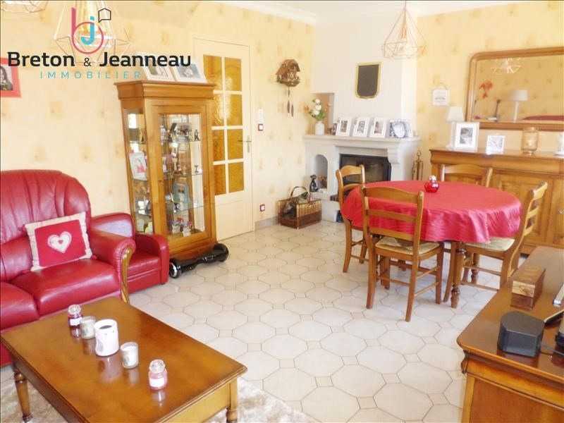 Vente maison / villa St berthevin 166400€ - Photo 3