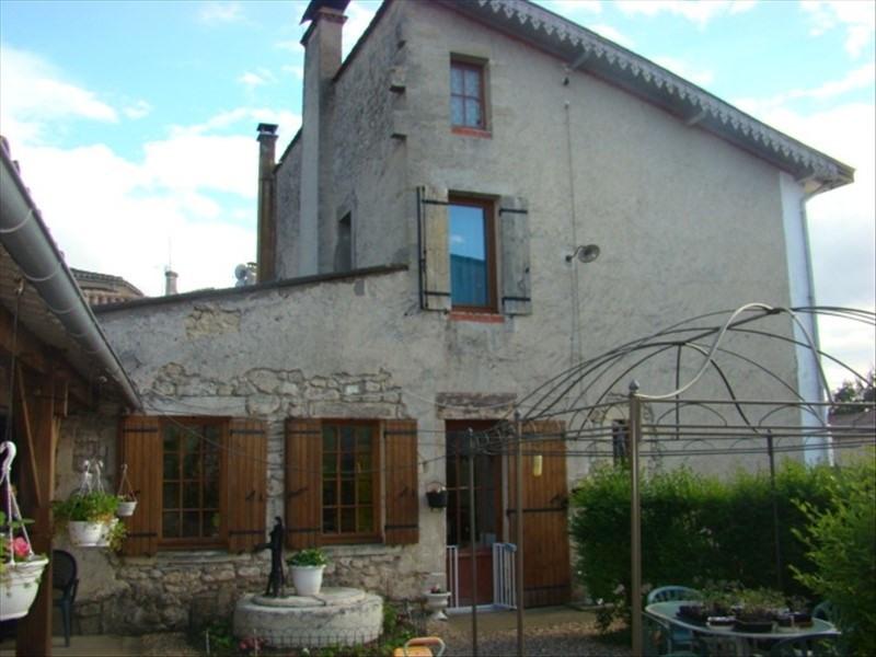 Vente maison / villa Montpon menesterol 126500€ - Photo 2
