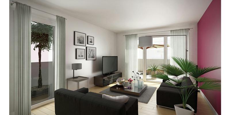 Investissement Appartement 2 pièces 44m² Rennes