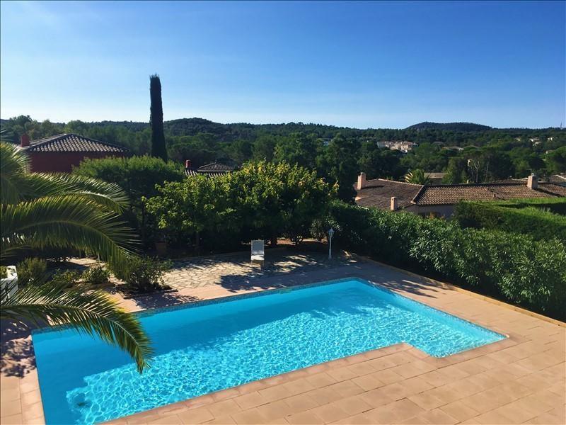 Deluxe sale house / villa Valescure 695000€ - Picture 6