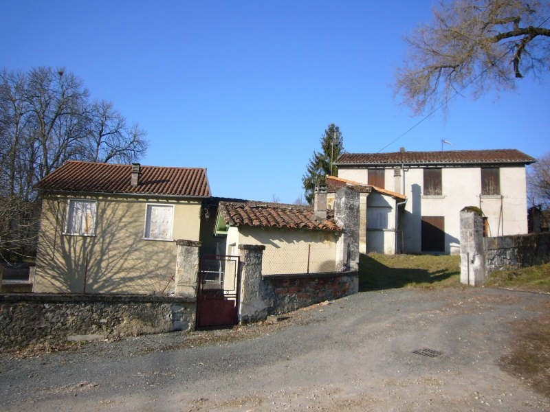 Vente maison / villa Brantome 138900€ - Photo 1