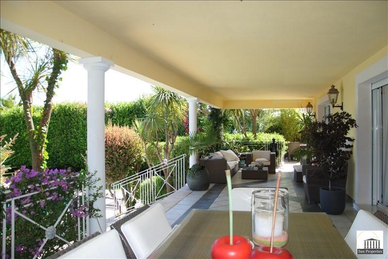 Vente de prestige maison / villa Le golfe juan 1780000€ - Photo 7