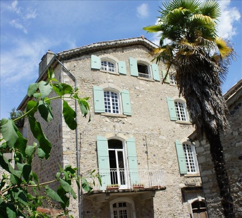 Vente de prestige château Vogüé 650000€ - Photo 1